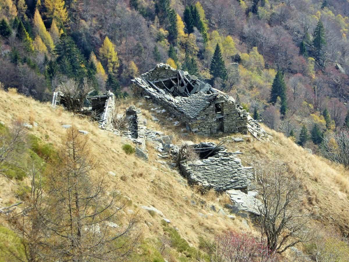 Alpe Curtin Val Grande