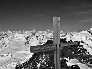 Gipfel Ofenhorn