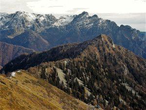 Pizzo Mottàc Val Grande