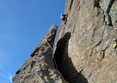 Rothorn-Punta della Rossa