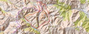 Trekking Monviso Karte