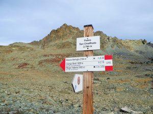 Trekking Monviso Passo San Chiaffredo