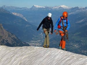 Bortelhorn-Gipfel