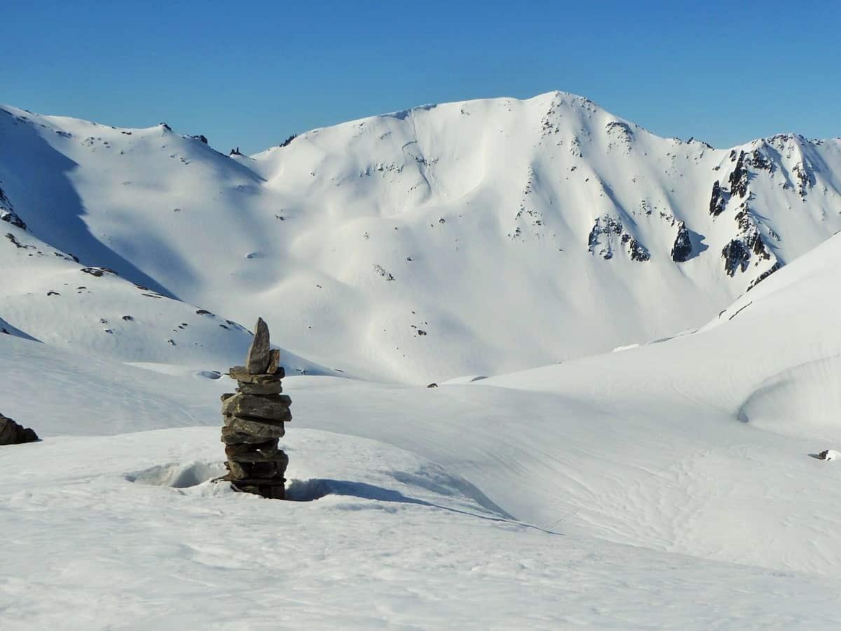 Klettergurt Skitouren : Tour du soleil skitour von airolo nach binn andreas oggier bergfuehrer