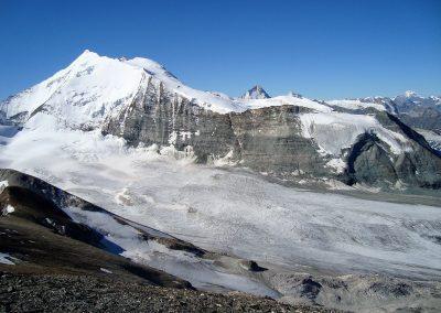 Barrhorn Gipfel-Aussicht