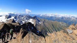Gletscher-Trekking Tour du Soleil Blinnenhorn