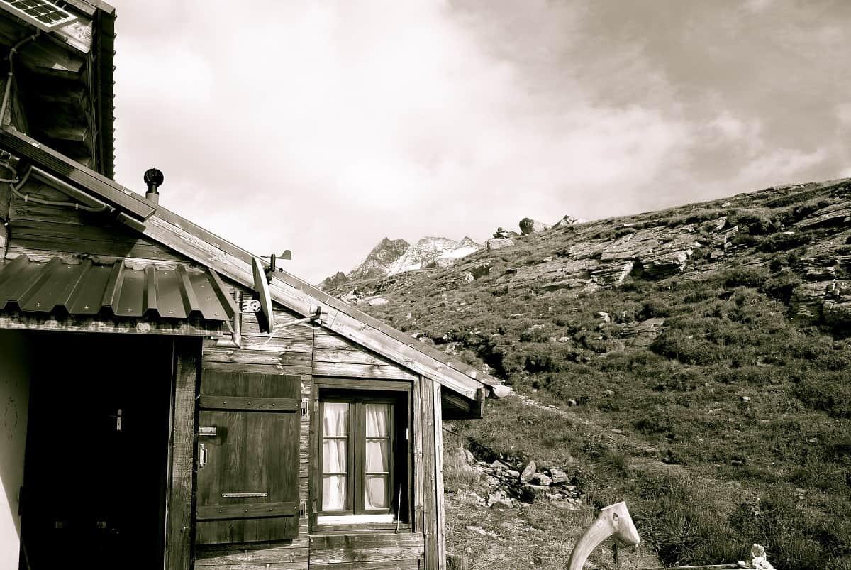 Gletscher-Trekking Tour du Soleil Mittlenberghütte mit Ofenhorn