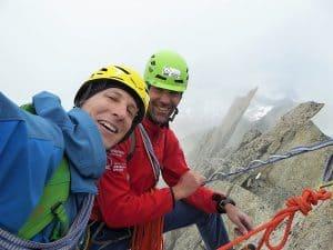 Gross Furkahorn Gipfel