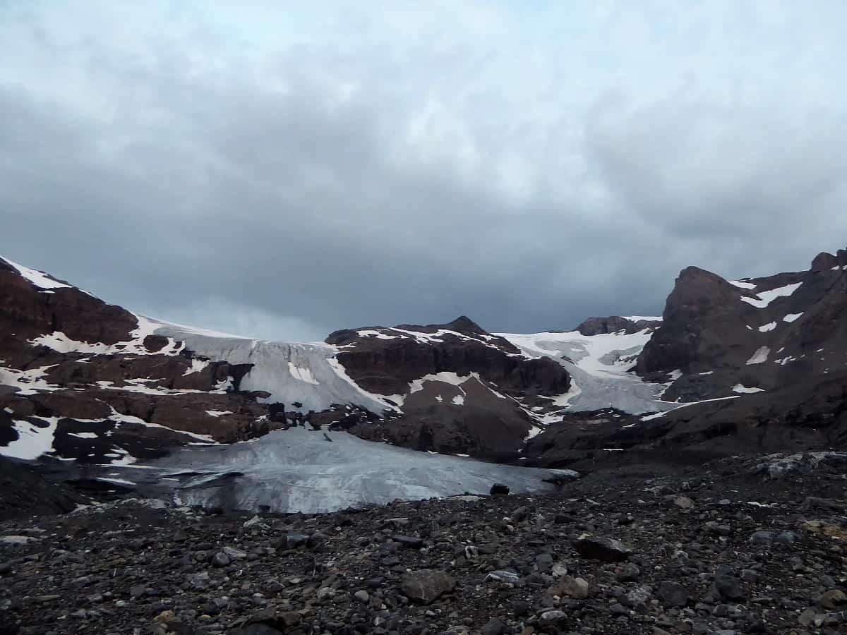 Hochtour Wildstrubel Gletscher