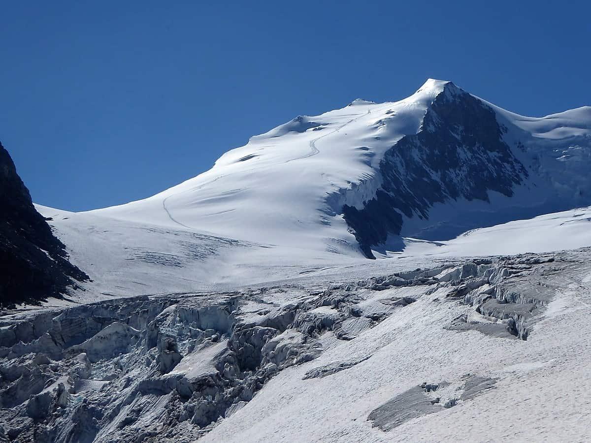 Hochtouren-Kurs mit 4000er Besteigung Bishorn