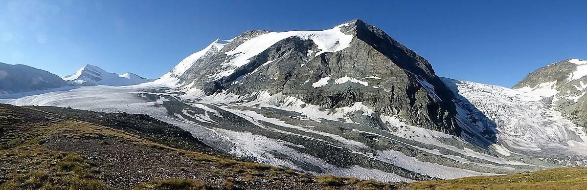 Hochtouren-Kurs mit 4000er Besteigung Brunneggletscher