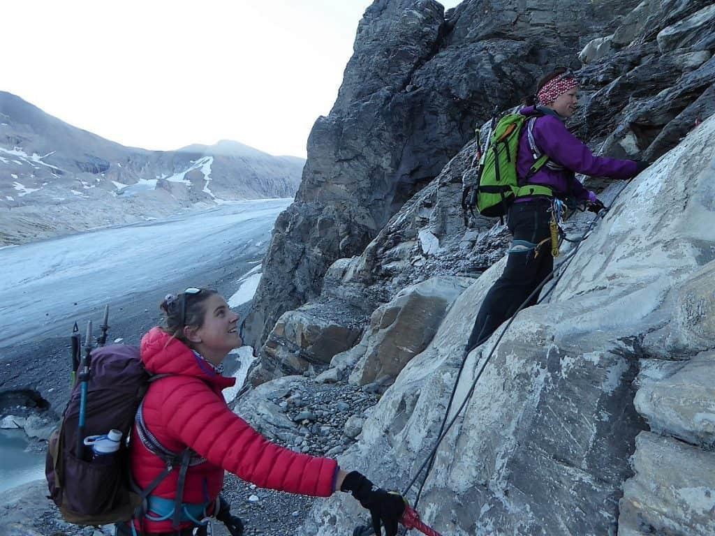 Hochtouren-Kurs mit 4000er Besteigung Klettersteig