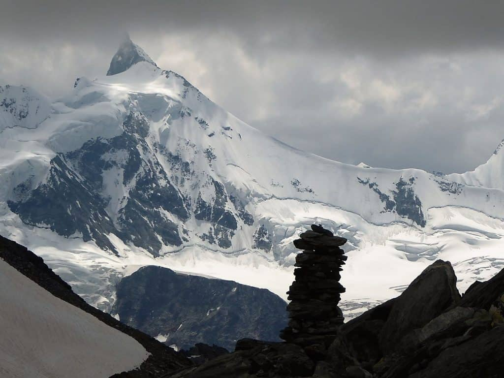 Hochtouren-Kurs mit 4000er Besteigung Zinalrothhorn