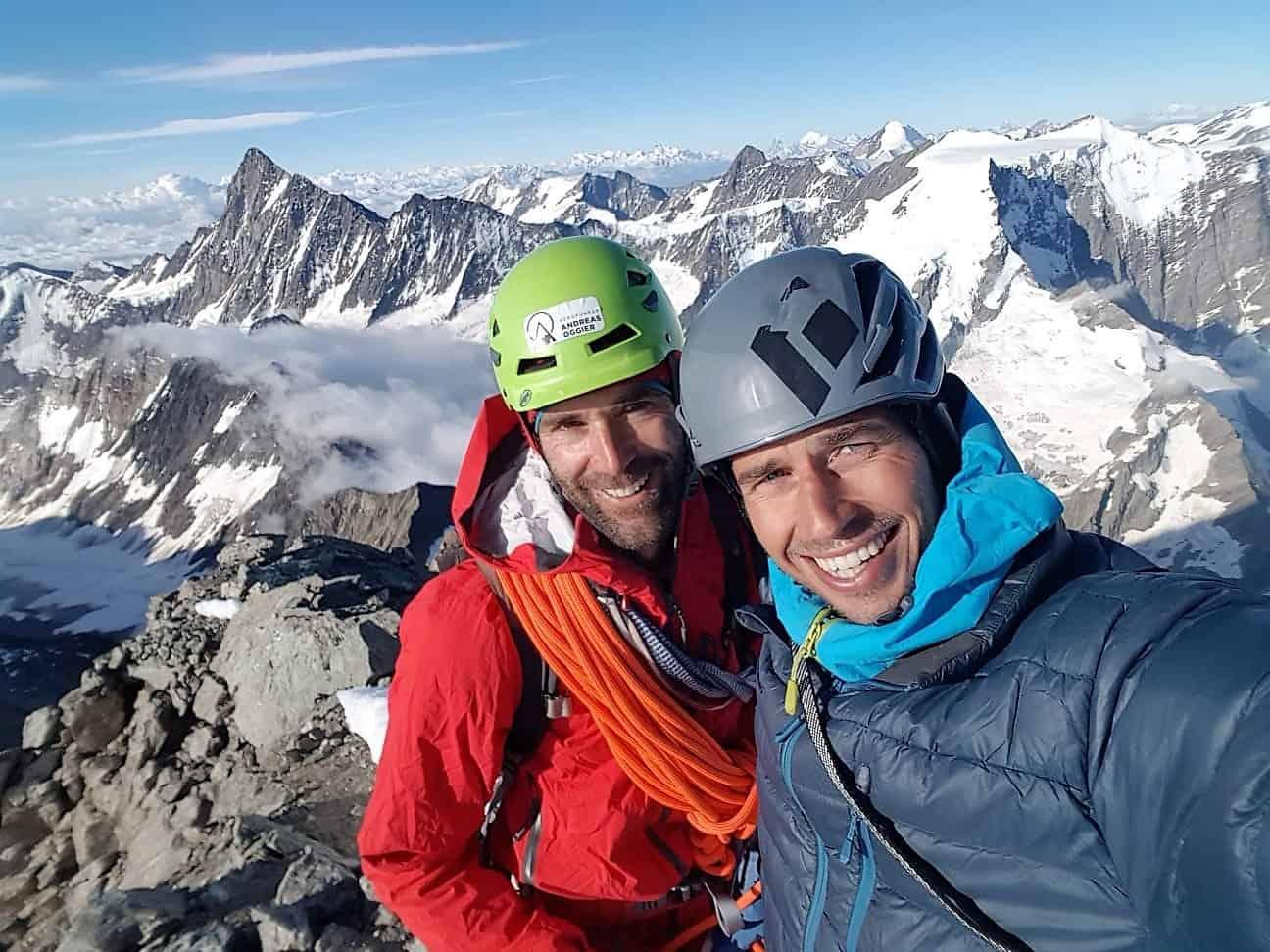 Schreckhorn-Gipfel