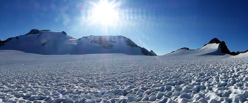 Sustenhorn Gwächtenhorn Steigletscher