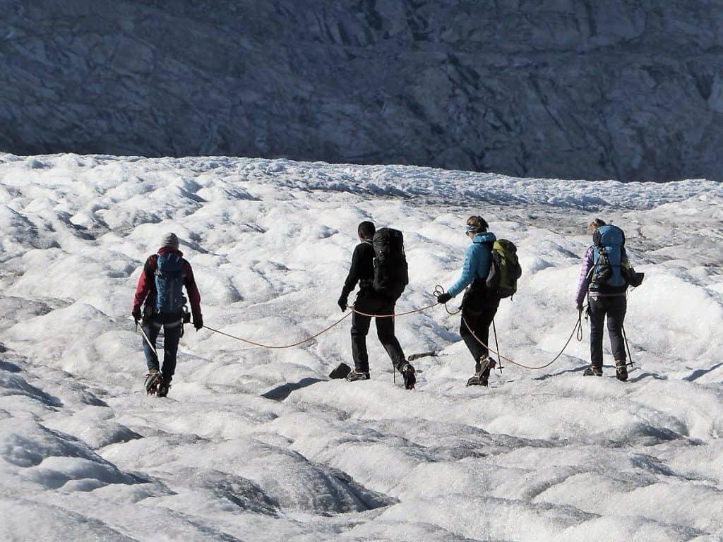 Aletschgletscher-Trekking 1