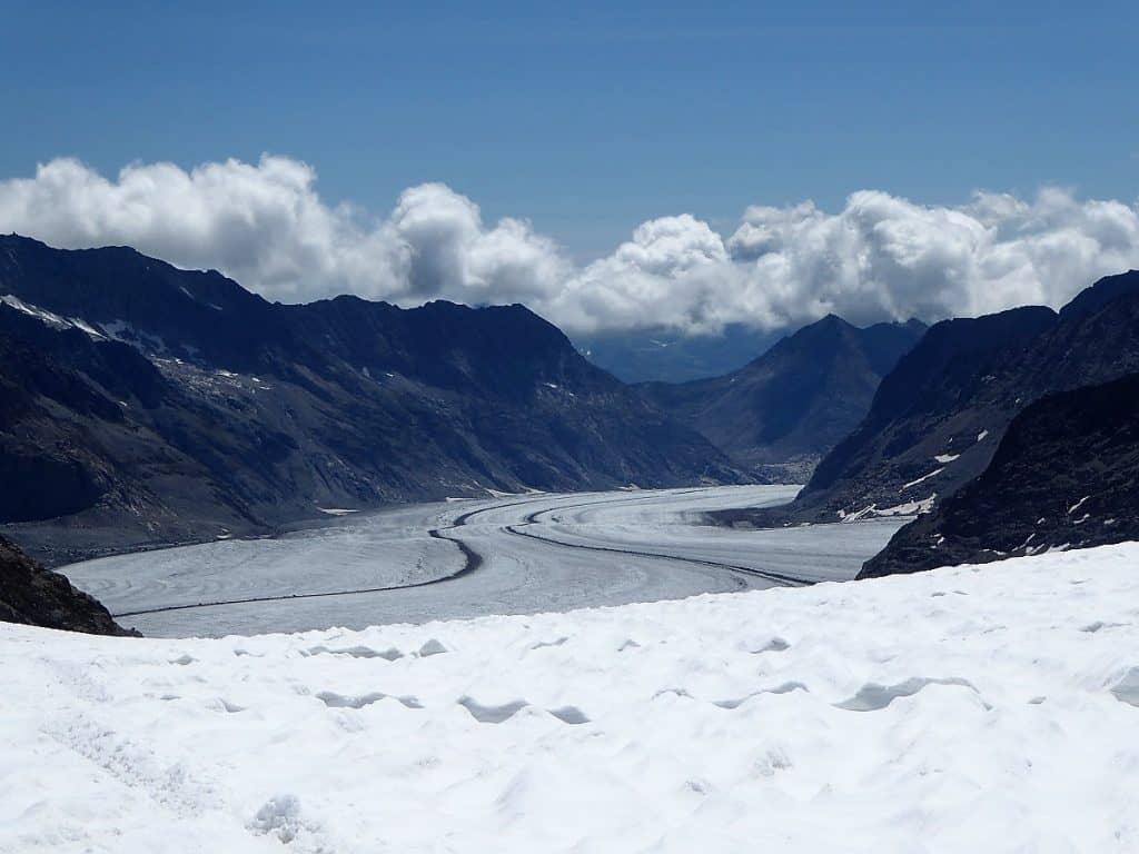 Aletschgletscher-Trekking 5