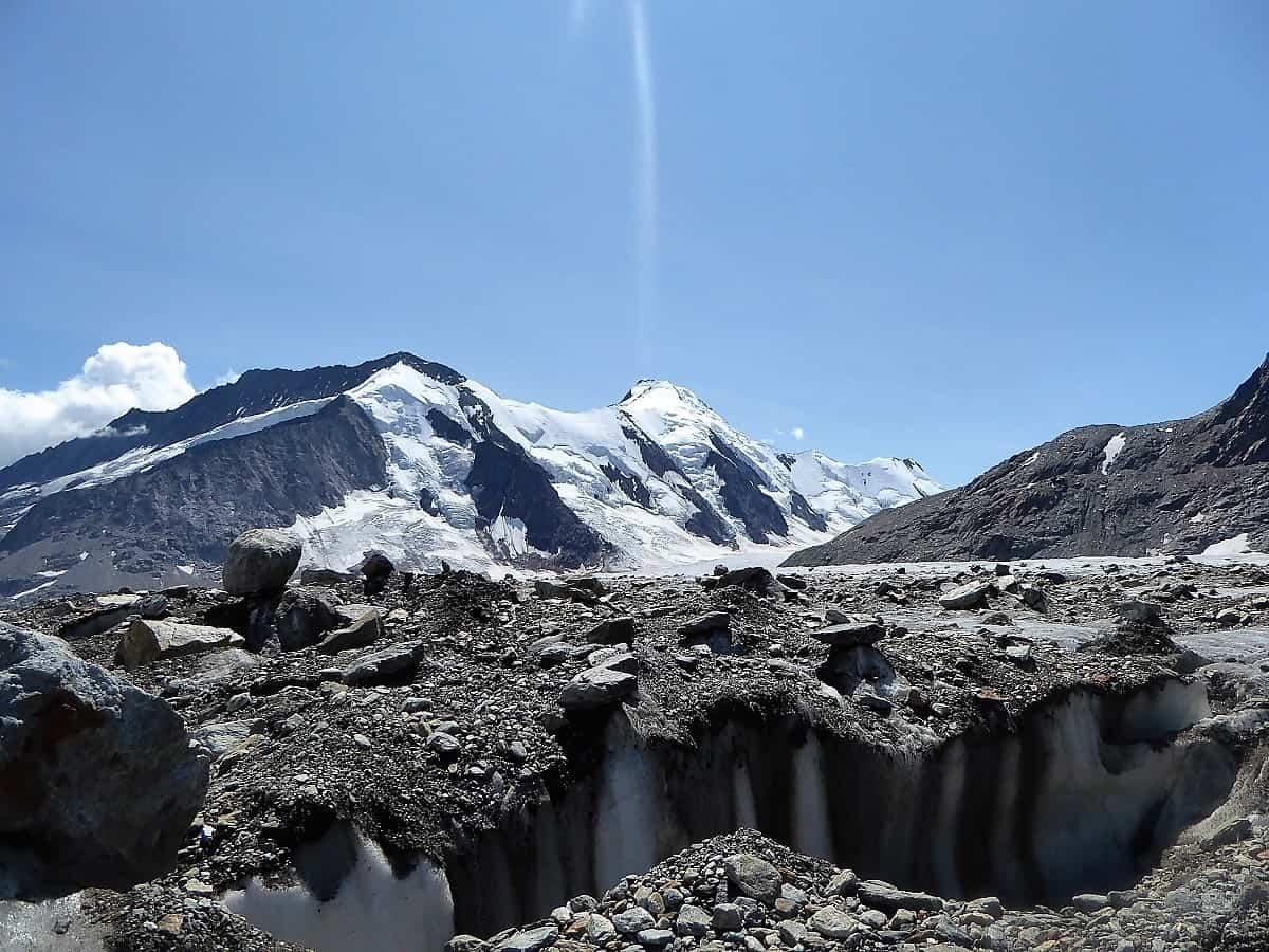 Aletschgletscher-Trekking 6