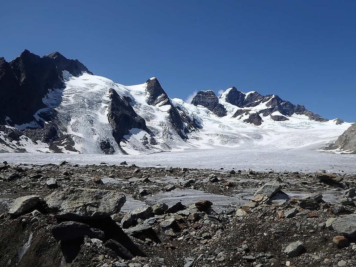 Aletschgletscher-Trekking 7Aletschgletscher-Trekking 7