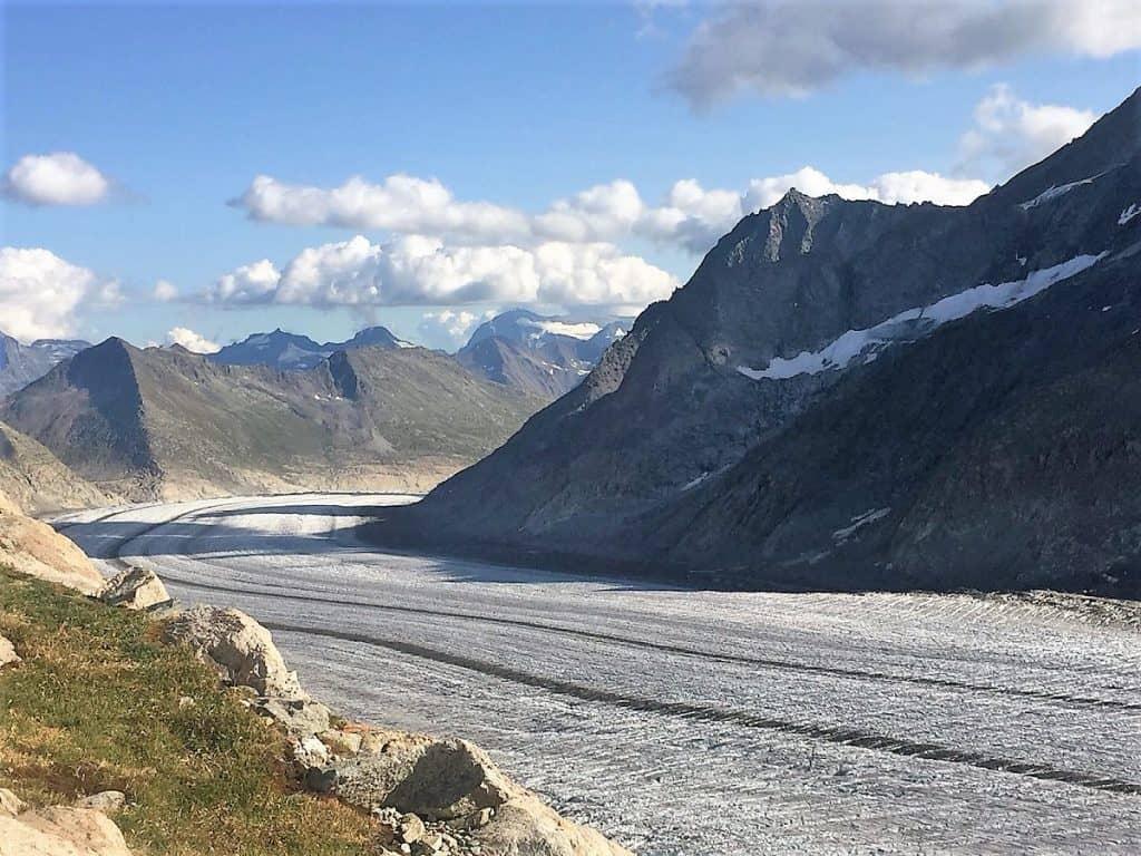 Aletschgletscher-Trekking 9