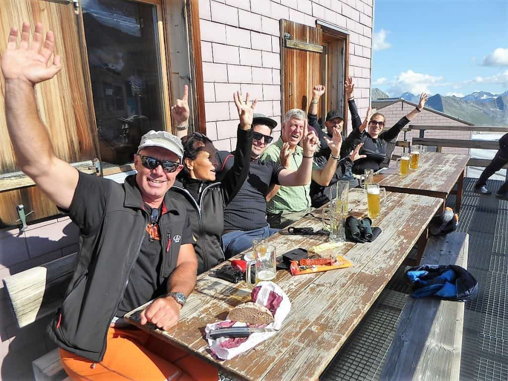 Aletschgletscher-Trekking Konkordiahütte