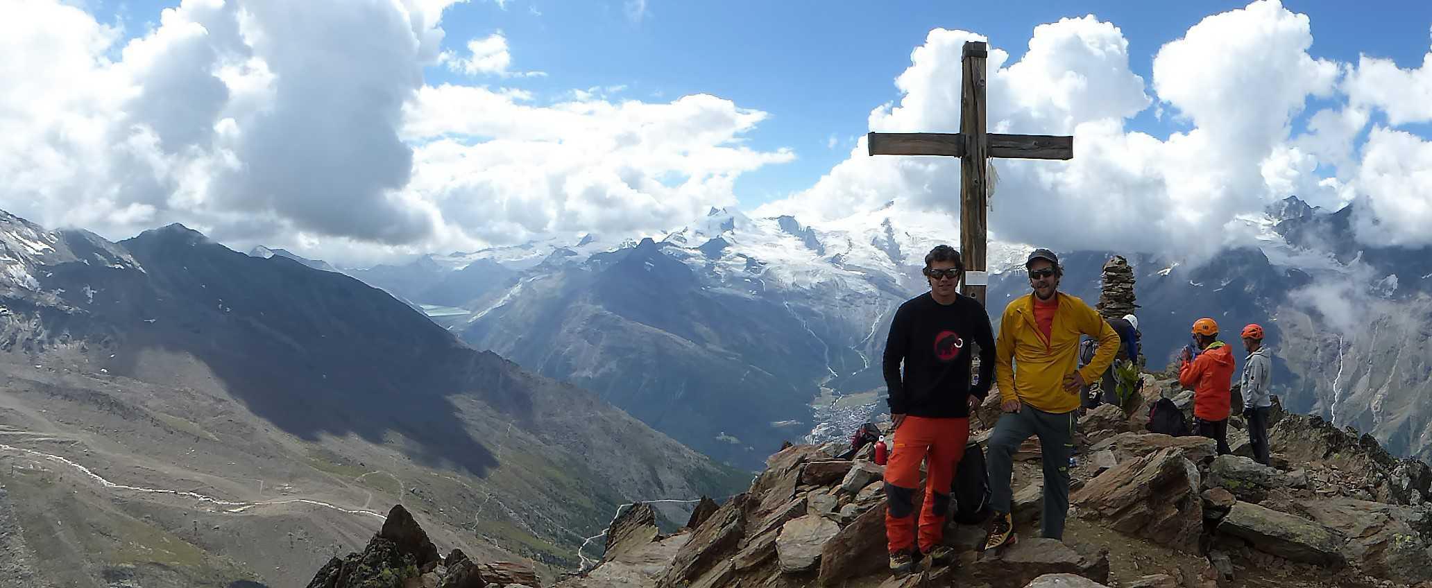 Jägihorn Gipfel