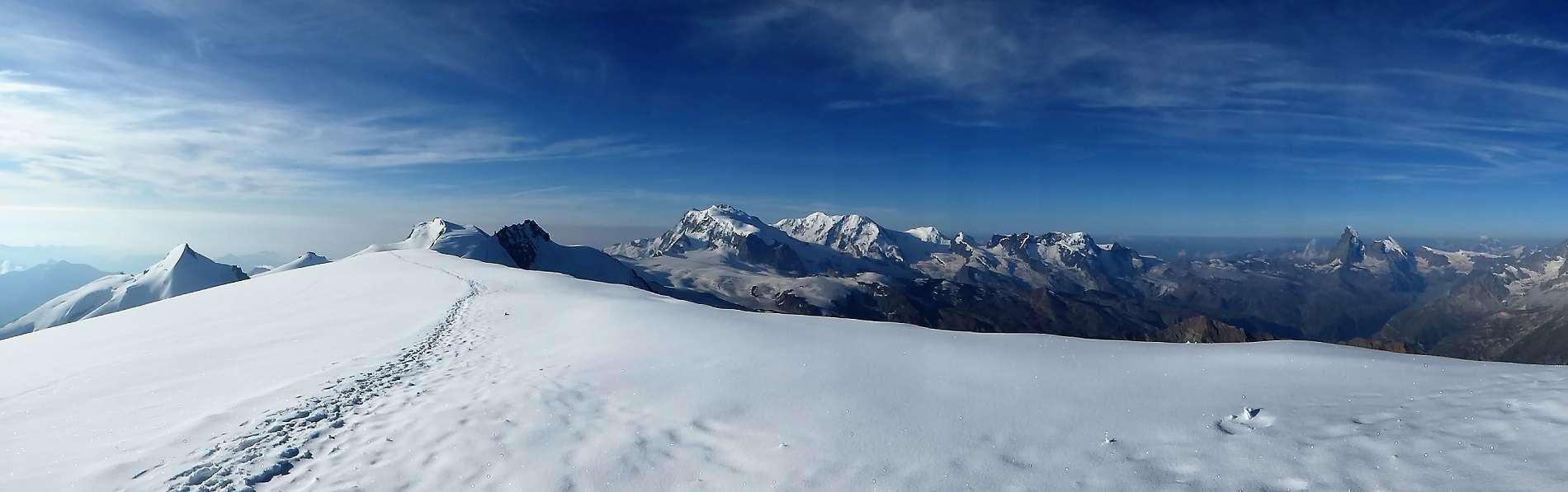 Alphubel Panorama
