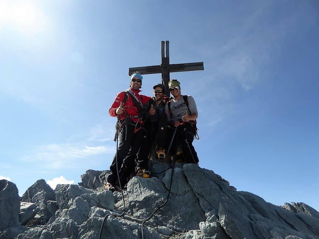 Allalin Gipfel
