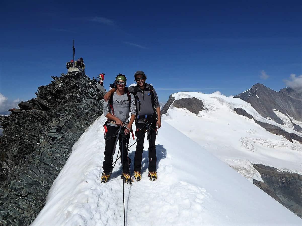 Allalin Gipfel1