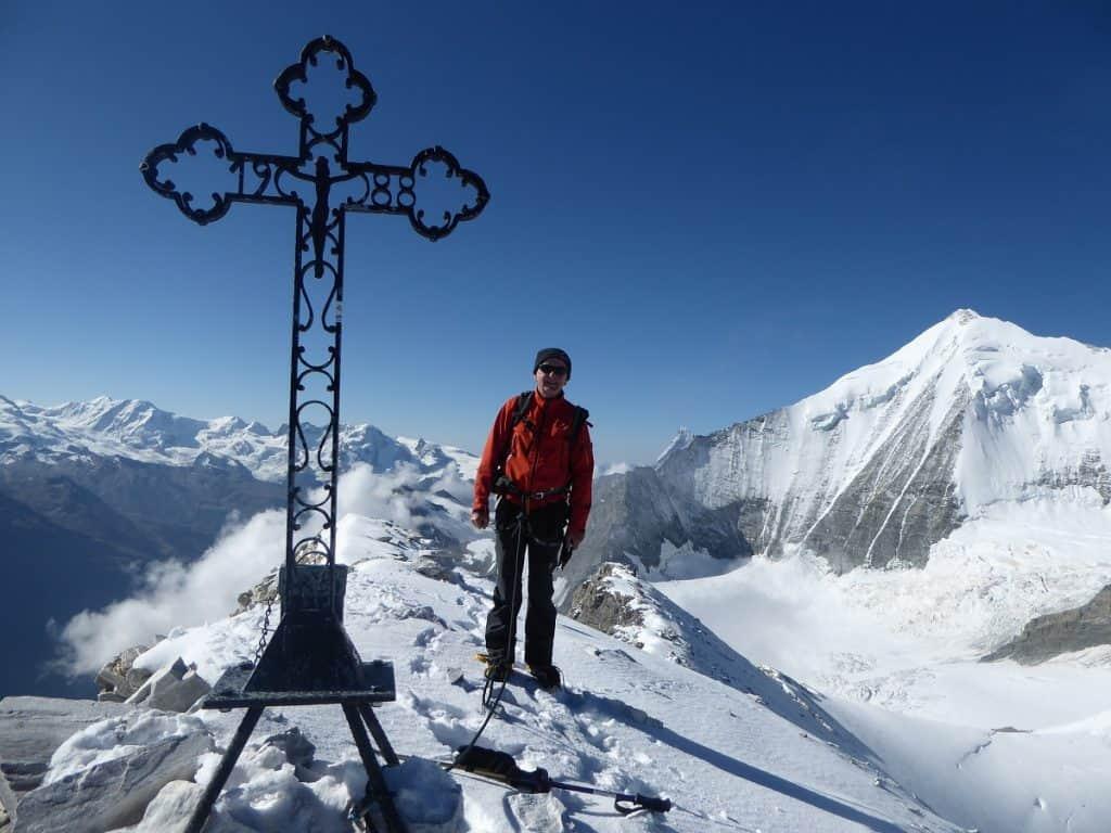 Brunegghorn Gipfel