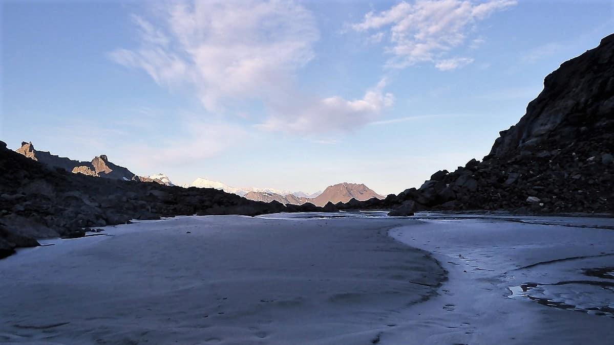 Ofenhorn Lago