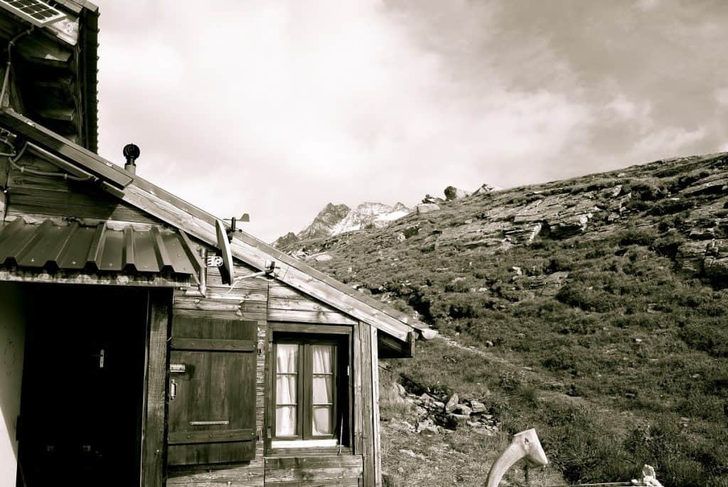 Ofenhorn Mittlenberghütte