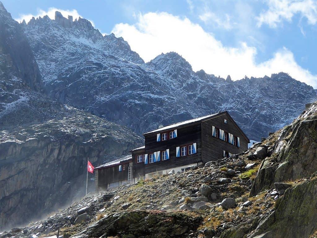 Projekt-Woche Alpenlernen Bächlitalhütte