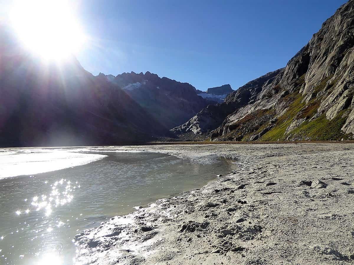 Projekt-Woche Alpenlernen Bächlitalhütte Bächlisboden