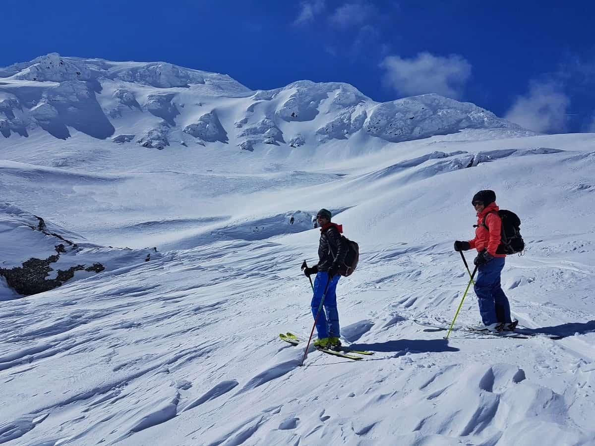 Skitour Spitzhorli Simplonpass