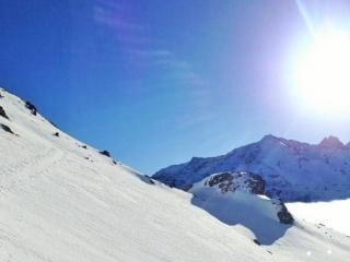 Freeriden Skitour Le Metailler