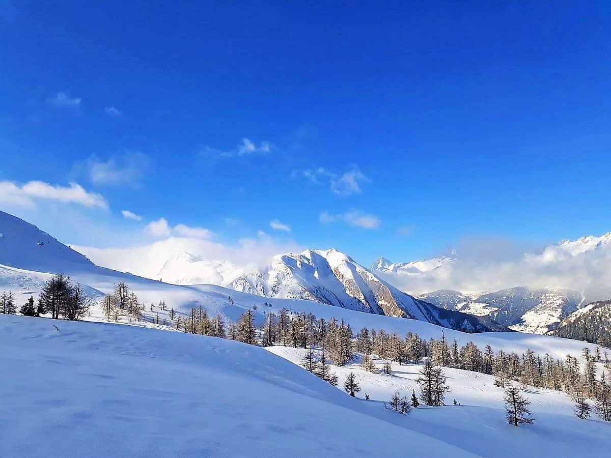 Skitour Stockhorn Binntal 7
