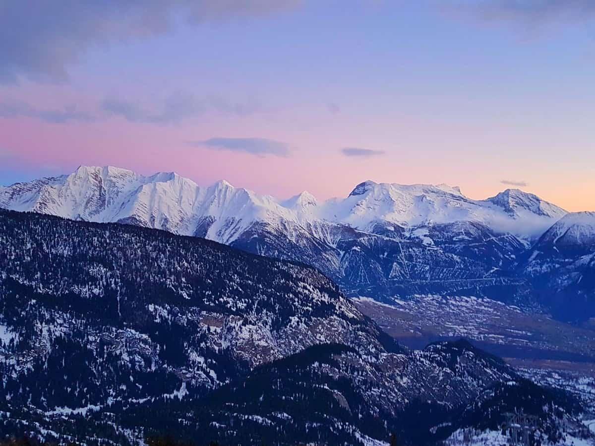 Unterbächhorn Skitour 12