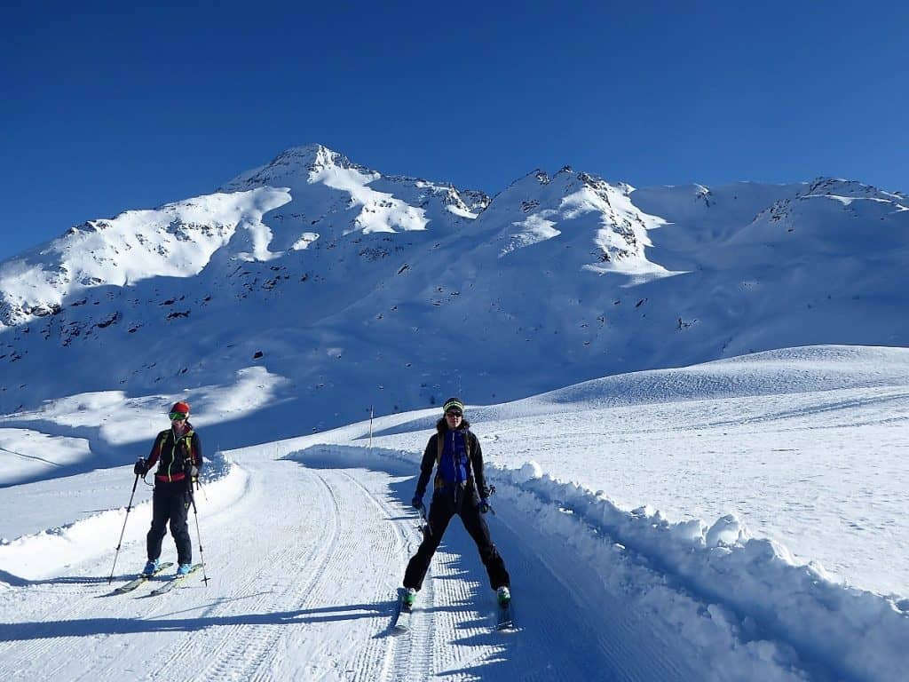 Skitour Mäderlicka-Rothwald