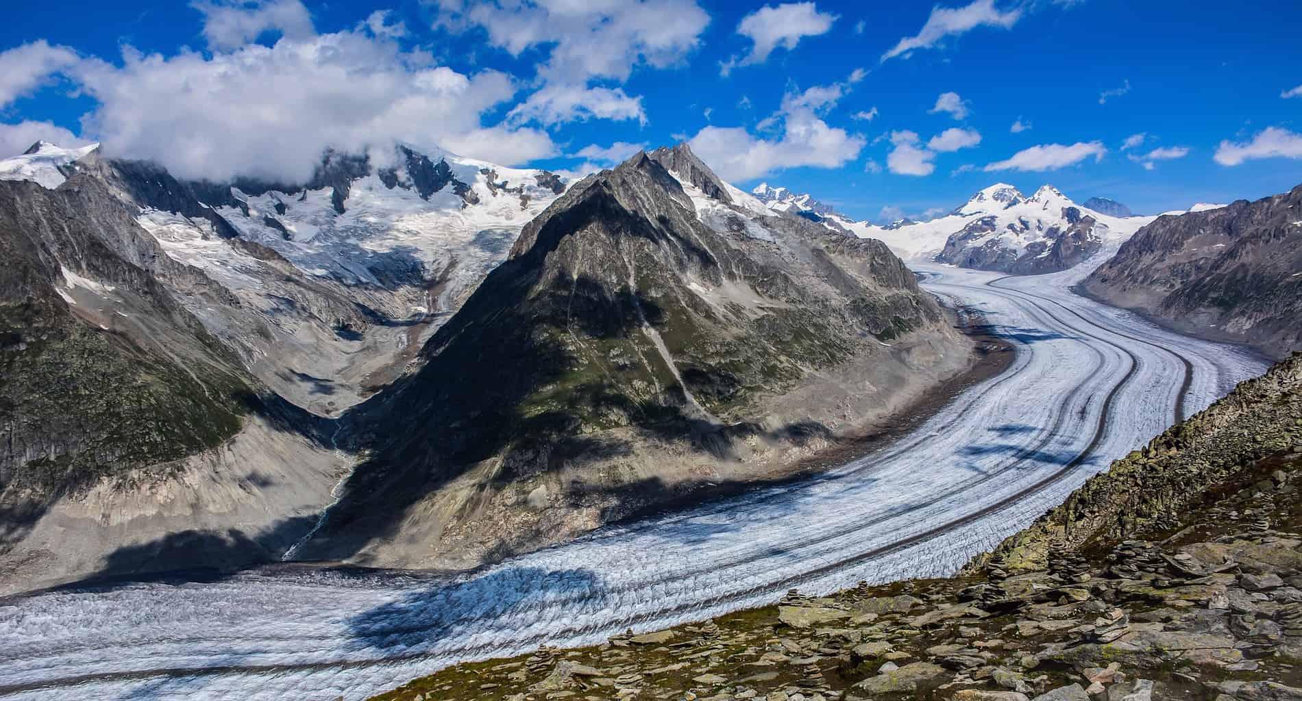 Vom Jungfraujoch bis ins Rhonetal