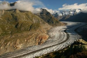 Aletschgletscher-Tour 1