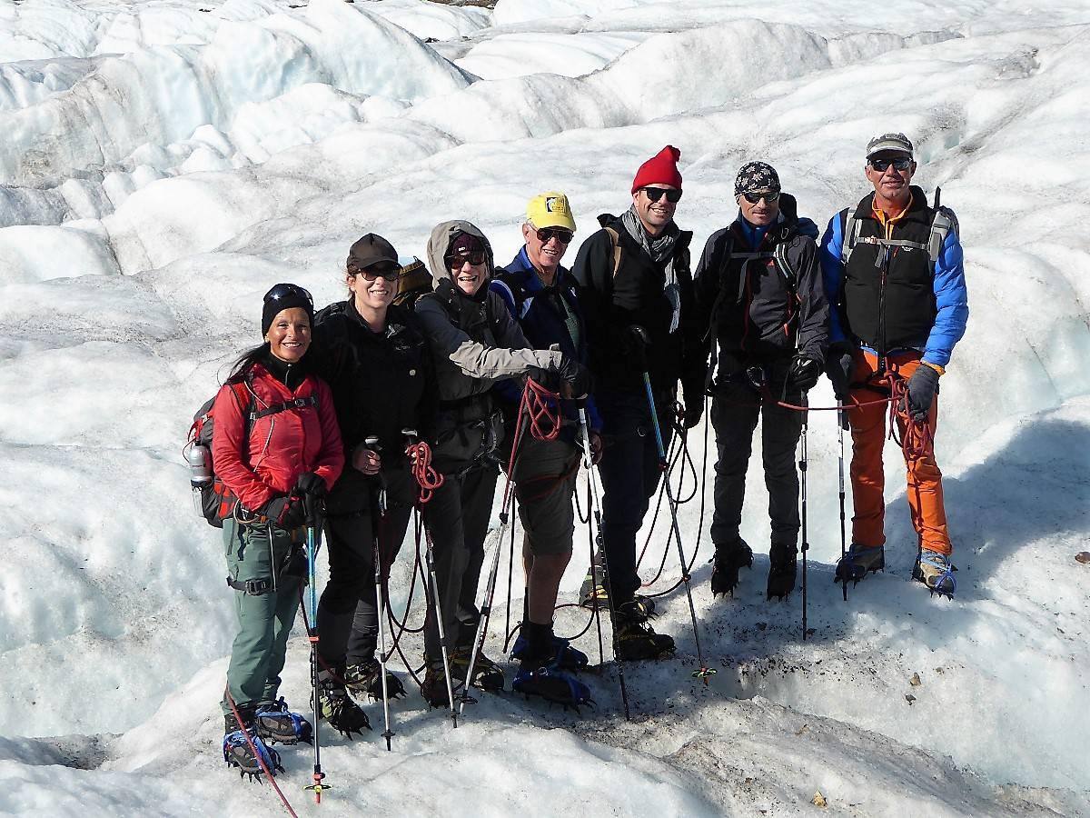 Aletschgletscher-Tour 8