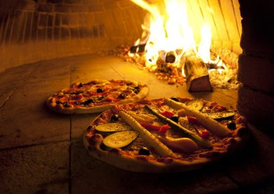 Pizza- und Grillplausch