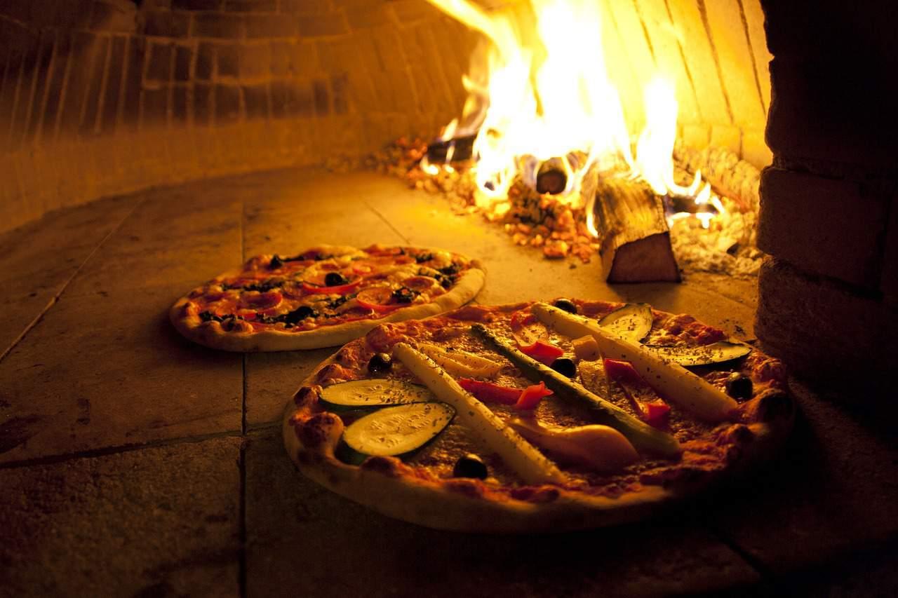 Pizza-Plausch!