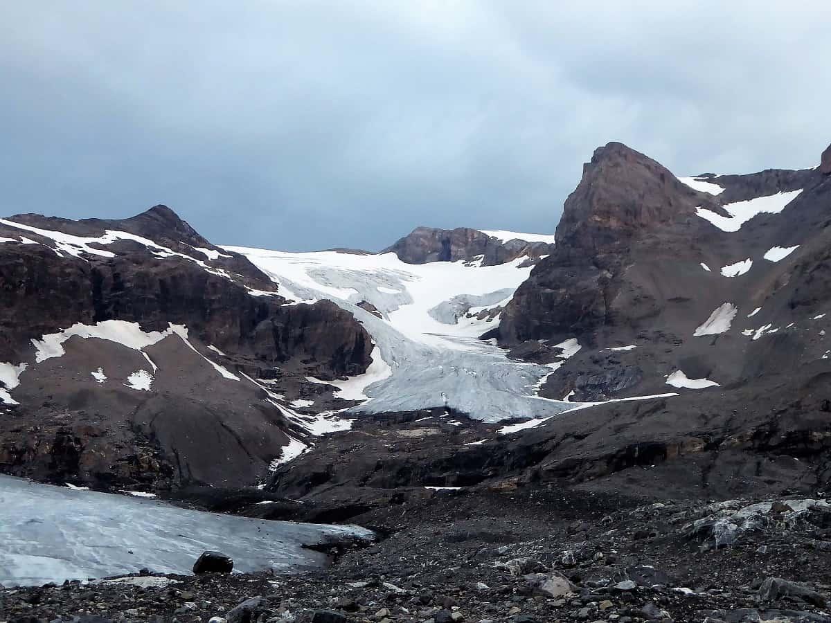 Hochtour Wildstrubel Gletscher1