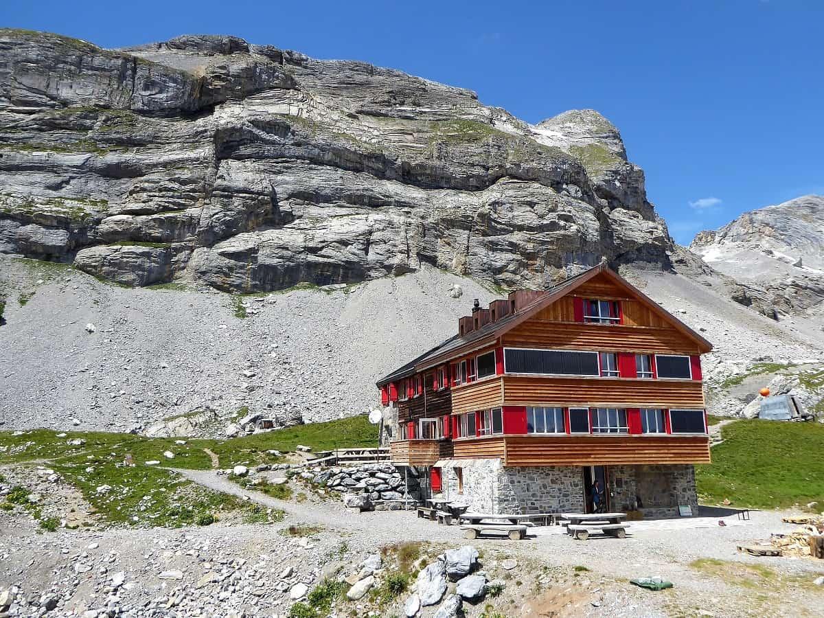 Hochtour Wildstrubel Lämmerenhütte