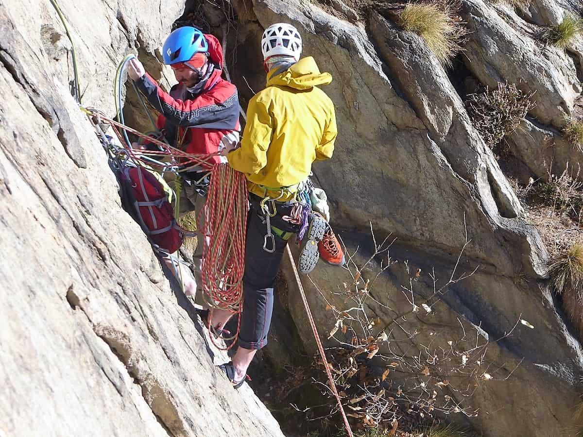 Kletterferien Aostatal 3