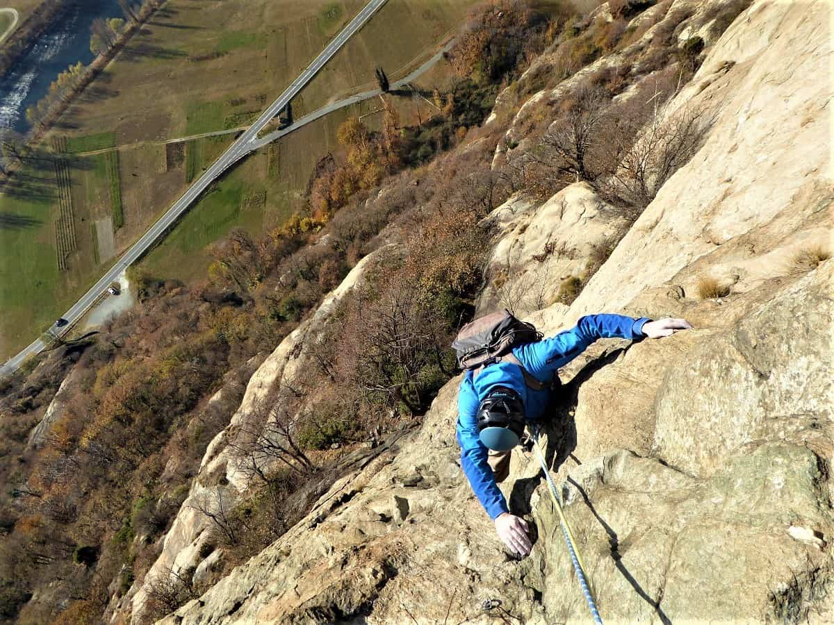 Kletterferien Aostatal 6