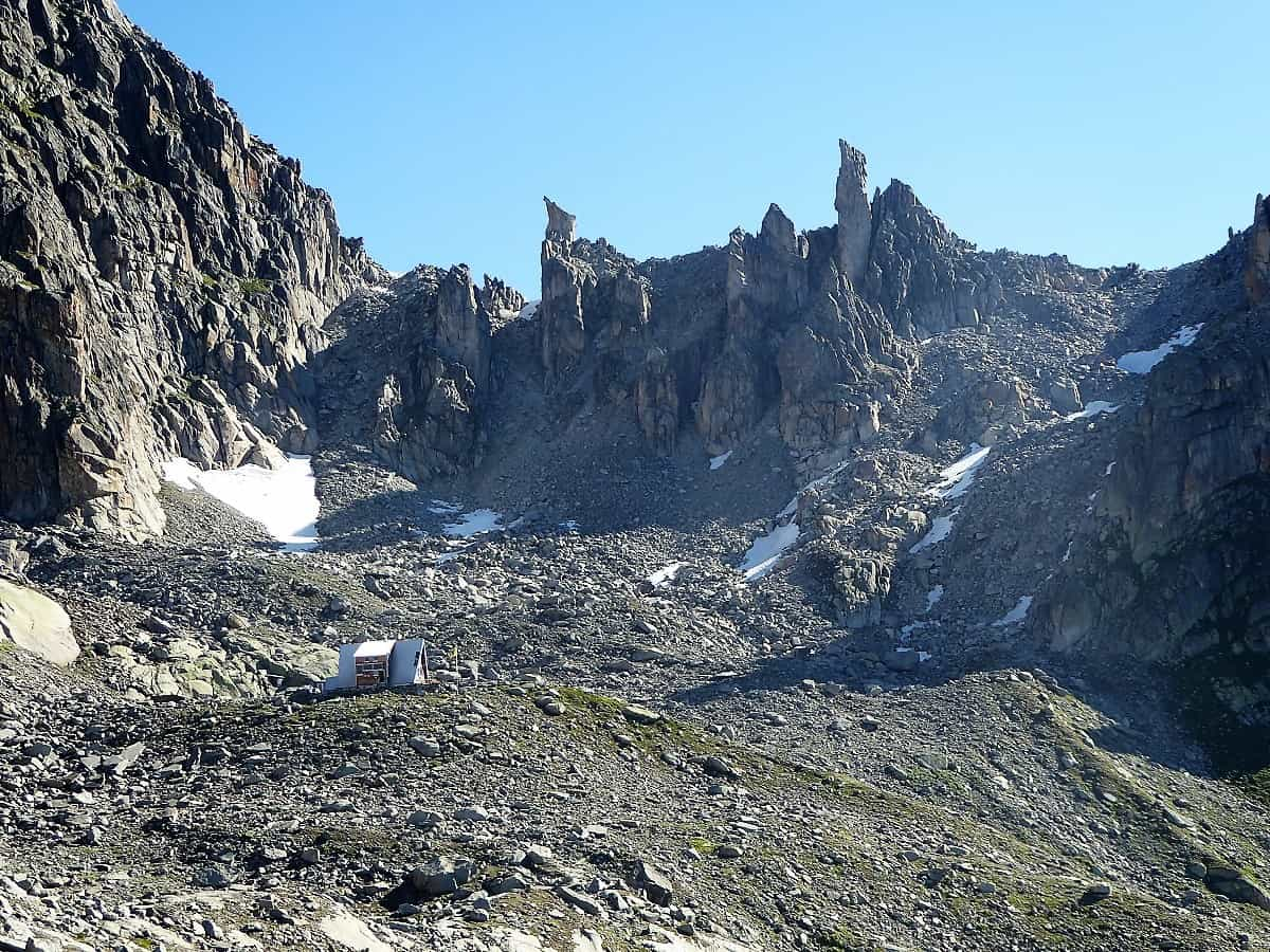 Klettern Furka 6