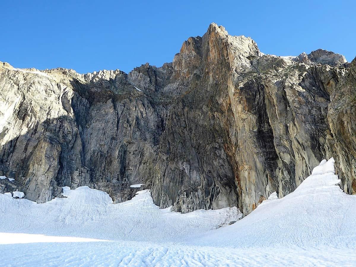 Klettern Furka 8